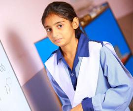Orphan Children Kashmir