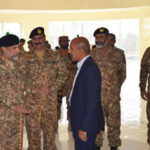 CORPS COMMANDER AND GOC OF MANGLA PLEDGE THEIR SUPPORT FOR KORT