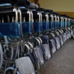 65 MORE WHEELCHAIRS DISTRIBUTED AMONGST THE DISABLED AND NEEDY