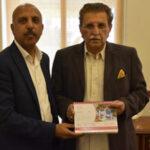 PM of Azad Kashmir RAJA MUHAMMAD FAROOQ HAIDER KHAN visits KORT