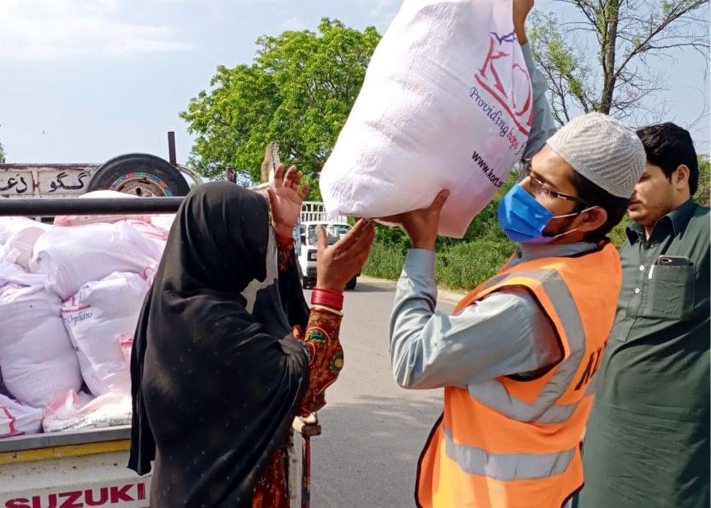 Widow In Pakistan