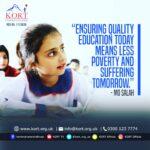 Girls Education at Kashmir Orphan Relief Trust